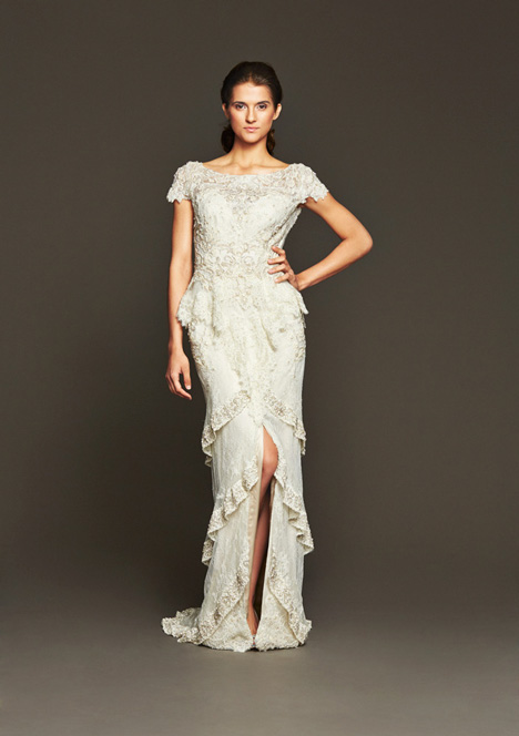 Harlow gown from the 2015 Badgley Mischka Bride collection, as seen on dressfinder.ca