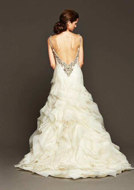 Hedren (2) gown from the 2015 Badgley Mischka Bride collection, as seen on dressfinder.ca
