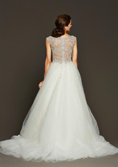 Horne (2) Wedding dress by Badgley Mischka Bride