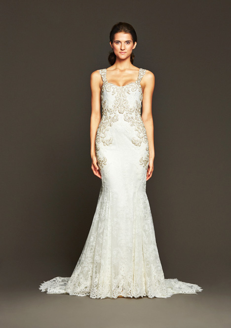 Monroe gown from the 2015 Badgley Mischka Bride collection, as seen on dressfinder.ca