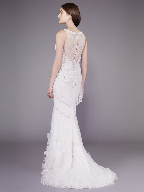 Julie (2) gown from the 2016 Badgley Mischka Bride collection, as seen on dressfinder.ca