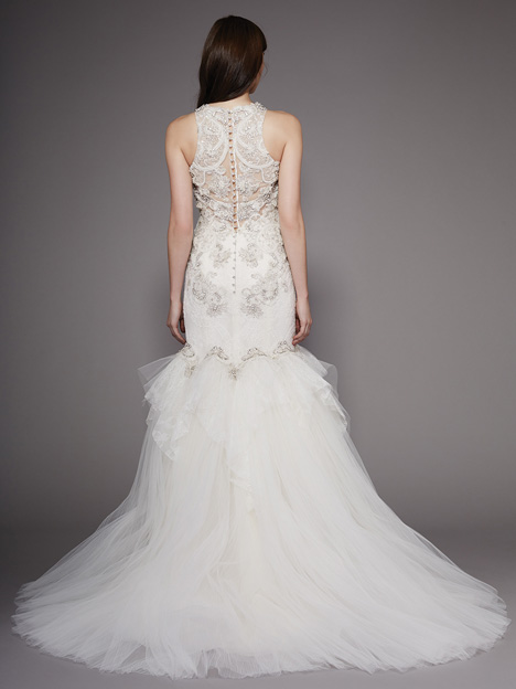 Daria (2) gown from the 2016 Badgley Mischka Bride collection, as seen on dressfinder.ca