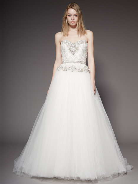 Constance gown from the 2016 Badgley Mischka Bride collection, as seen on dressfinder.ca