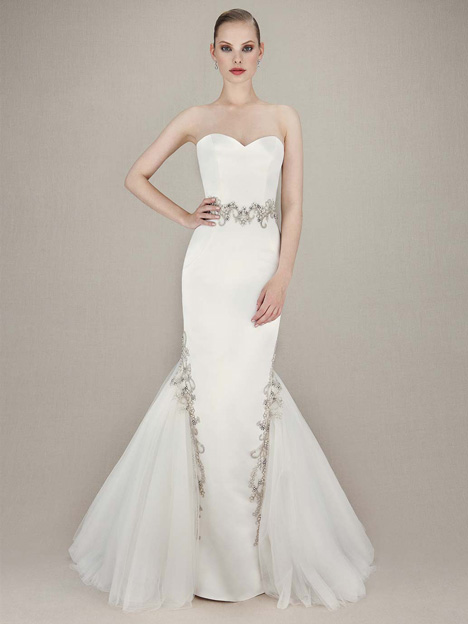 Kenzi gown from the 2016 Enzoani collection, as seen on dressfinder.ca