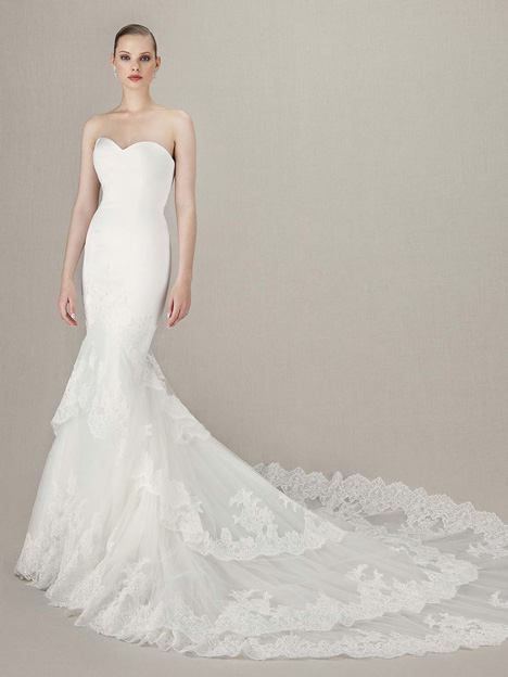 Kassandra gown from the 2016 Enzoani collection, as seen on dressfinder.ca