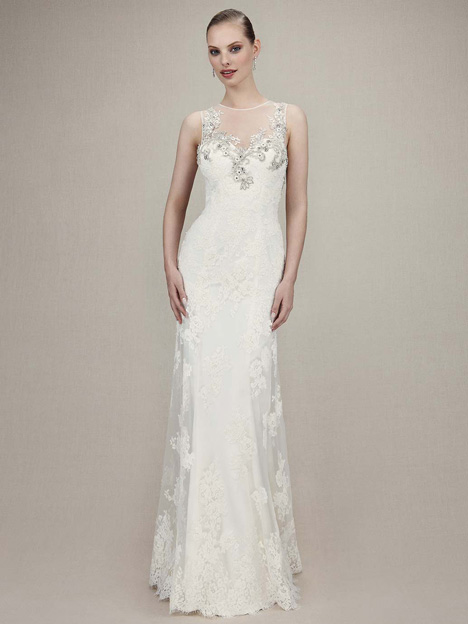 Kaitlyn gown from the 2016 Enzoani collection, as seen on dressfinder.ca