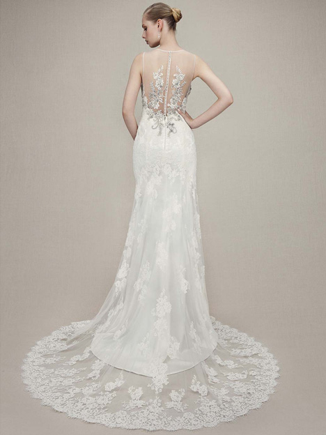Kaitlyn (2) gown from the 2016 Enzoani collection, as seen on dressfinder.ca