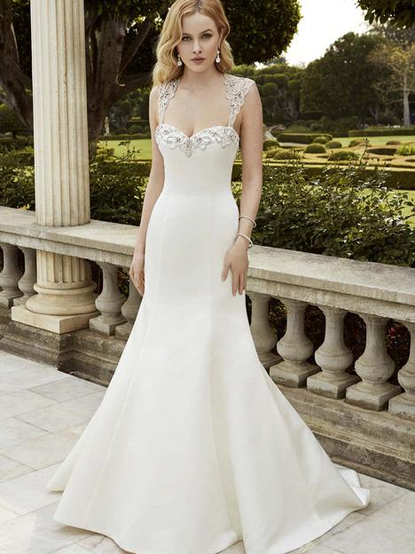 Ingenio Wedding                                          dress by Enzoani : Blue