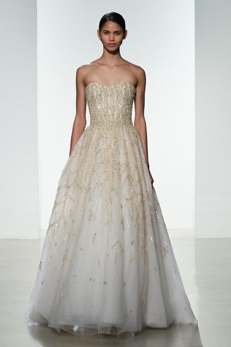 Nava Wedding                                          dress by Amsale