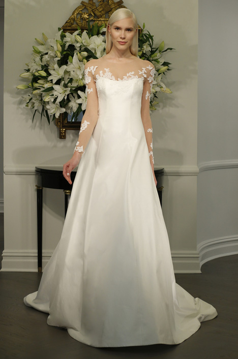 L5129 Wedding                                          dress by Legends Romona Keveza