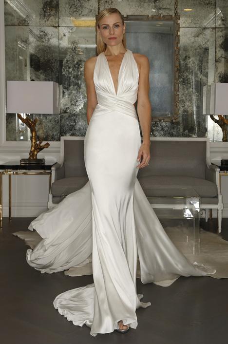RK5451 Wedding                                          dress by Romona Keveza Collection