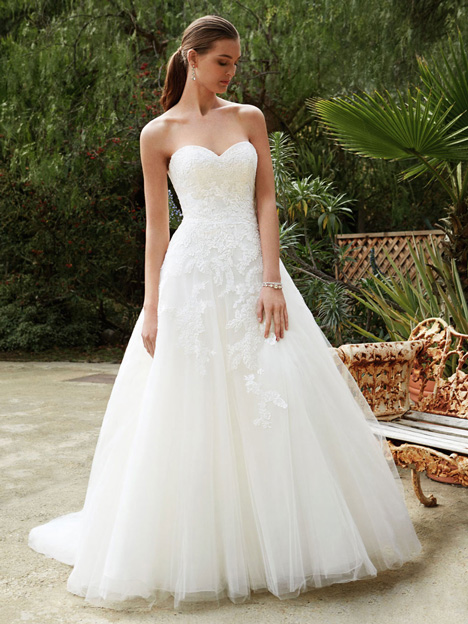 BT16-24 Wedding                                          dress by Enzoani : Beautiful