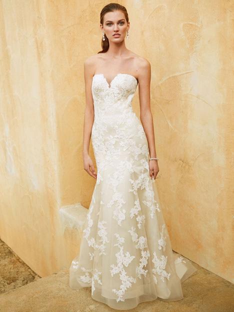 BT16-31 Wedding                                          dress by Enzoani Beautiful Bridal