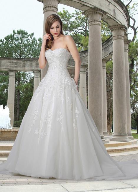 50045 Wedding dress by DaVinci