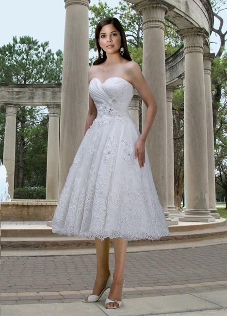 50076 Wedding                                          dress by DaVinci