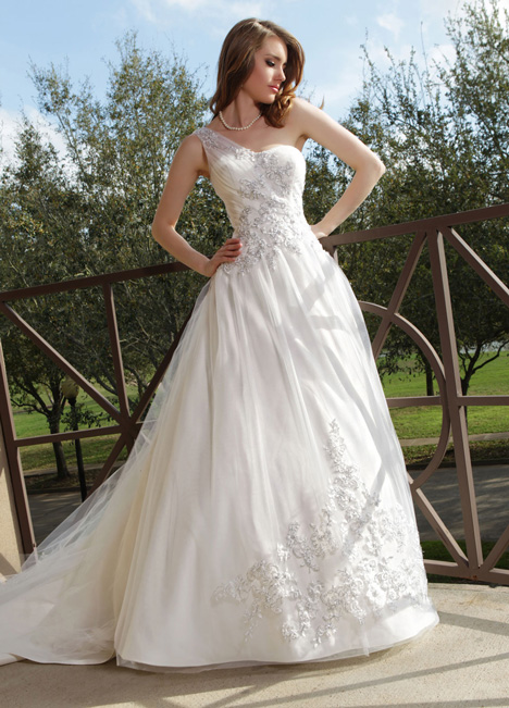50153 Wedding                                          dress by DaVinci