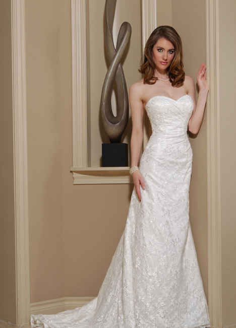 50155 Wedding dress by DaVinci