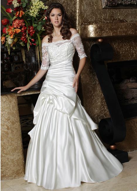 50185 Wedding                                          dress by DaVinci