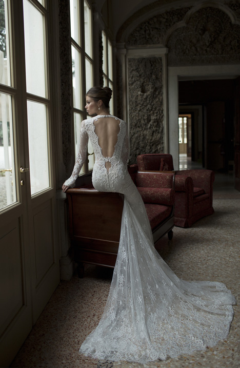 Style 14-02 gown from the 2014 Berta Bridal collection, as seen on dressfinder.ca
