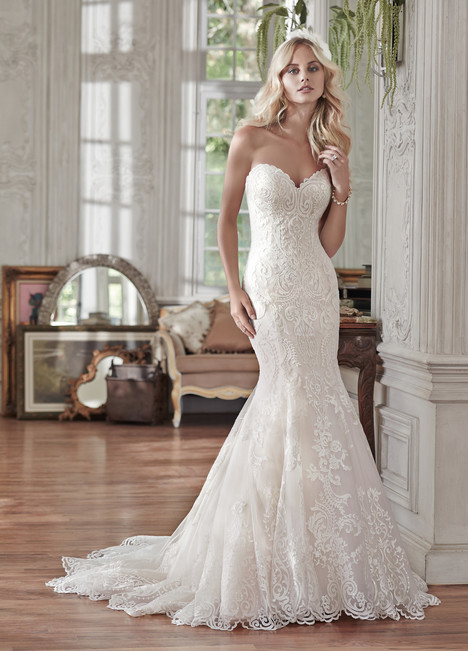 Rosamund gown from the 2016 Maggie Sottero collection, as seen on dressfinder.ca