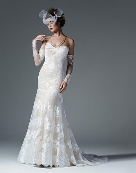 Alexandra Wedding                                          dress by Sottero and Midgley