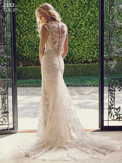 Tulip (3) Wedding                                          dress by Casablanca Bridal