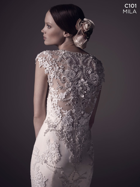 Mila (2) gown from the 2016 Amare collection, as seen on dressfinder.ca