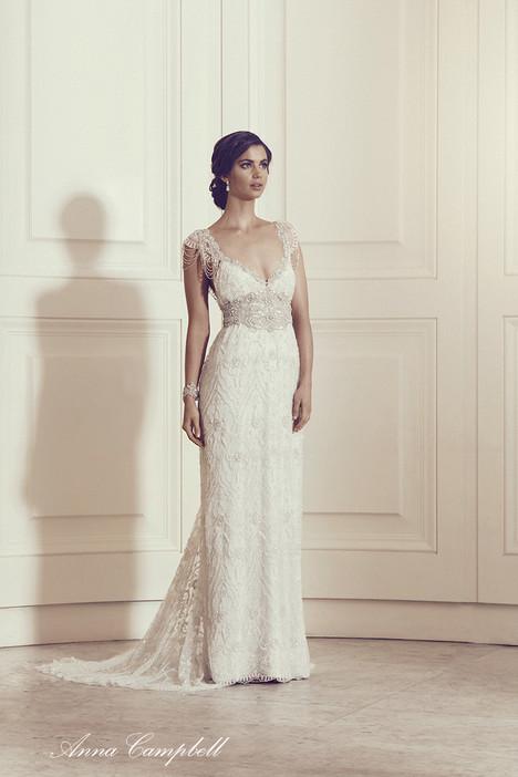 Ashlyn Wedding                                          dress by Anna Campbell