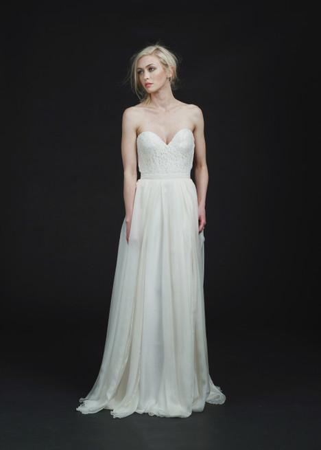 Gardens Top + Irving Skirt Wedding                                          dress by Sarah Seven