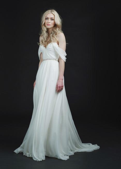 Lafayette Wedding                                          dress by Sarah Seven