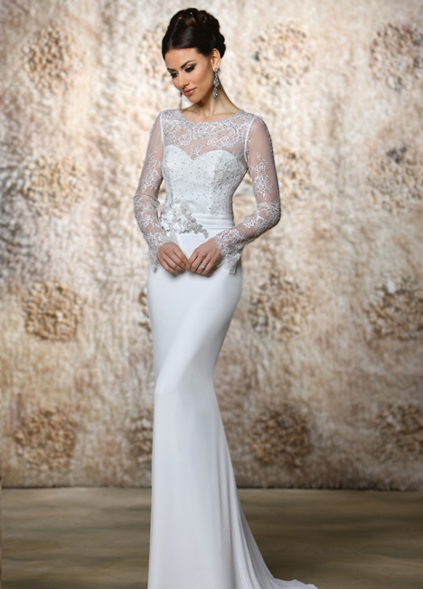 Naomi gown from the 2015 Cristiano Lucci collection, as seen on dressfinder.ca