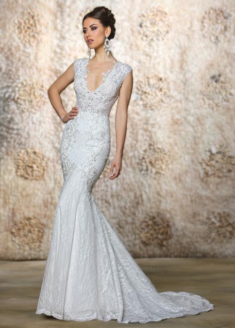 Cameron Wedding                                          dress by Cristiano Lucci