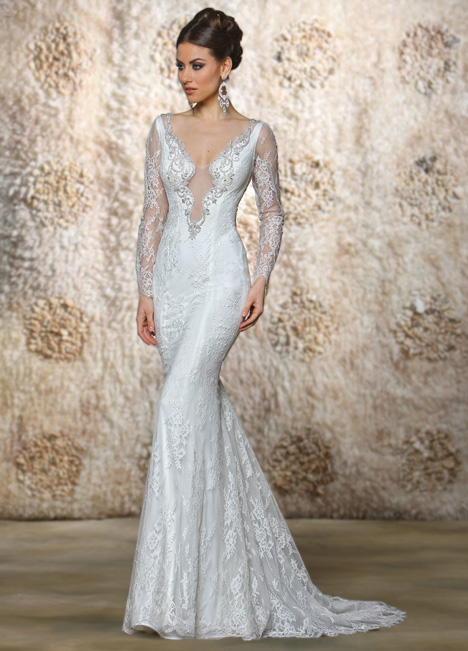 Helena Wedding                                          dress by Cristiano Lucci
