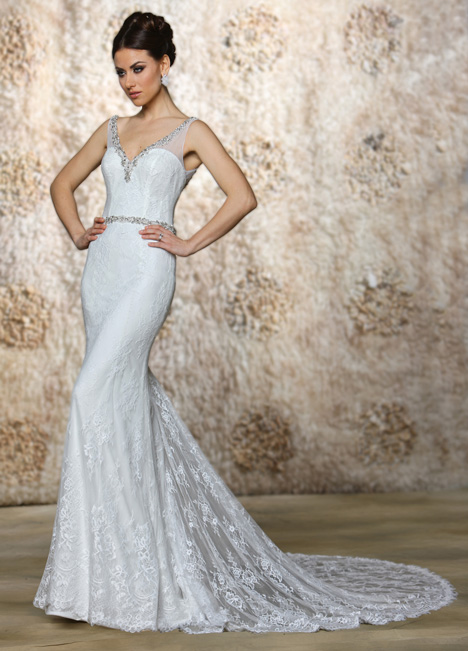 Liz gown from the 2015 Cristiano Lucci collection, as seen on dressfinder.ca