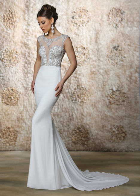 Uma gown from the 2015 Cristiano Lucci collection, as seen on dressfinder.ca