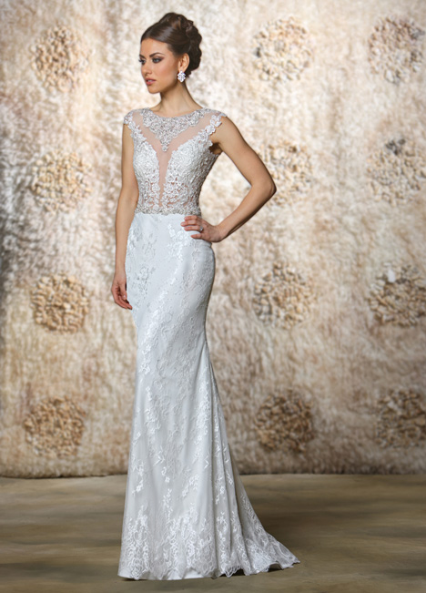 Angelina gown from the 2015 Cristiano Lucci collection, as seen on dressfinder.ca