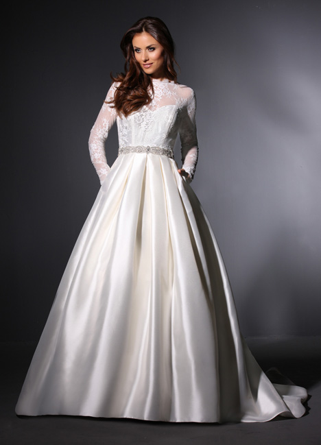 Gina Wedding dress by Cristiano Lucci