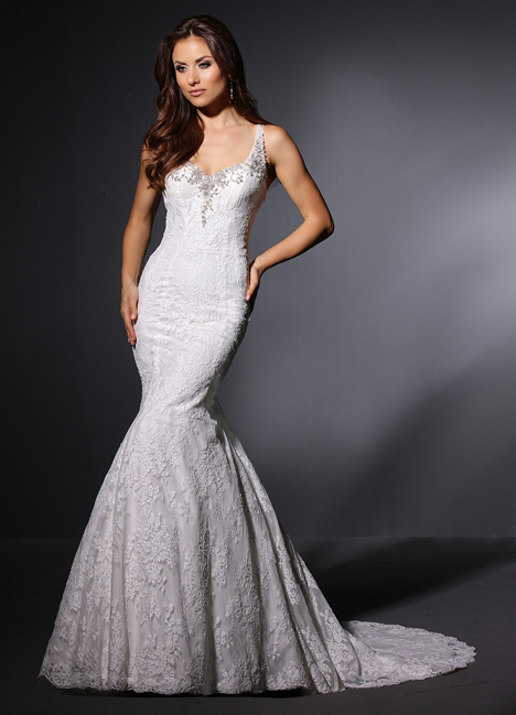Rhona gown from the 2015 Cristiano Lucci collection, as seen on dressfinder.ca