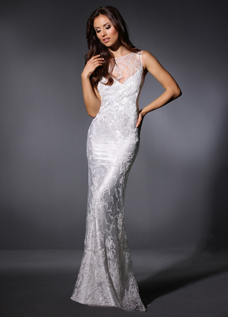 Myrna Wedding dress by Cristiano Lucci