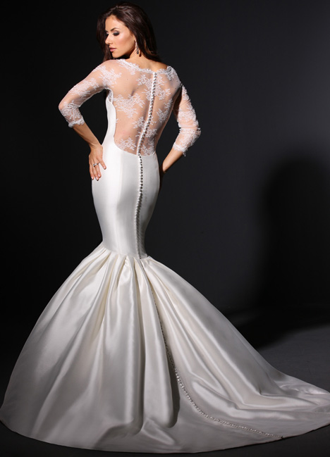 Vivian (2) gown from the 2015 Cristiano Lucci collection, as seen on dressfinder.ca