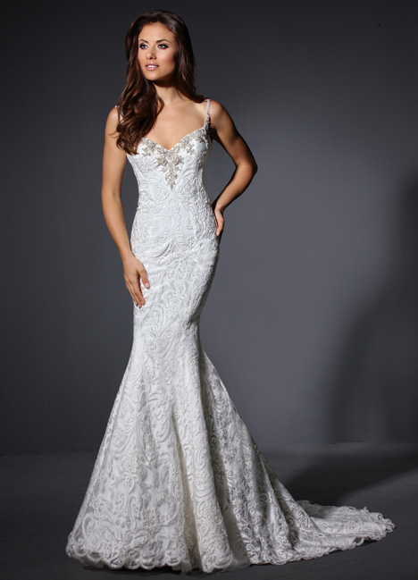 Veronica gown from the 2015 Cristiano Lucci collection, as seen on dressfinder.ca