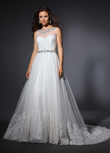 Lillianf gown from the 2015 Cristiano Lucci collection, as seen on dressfinder.ca