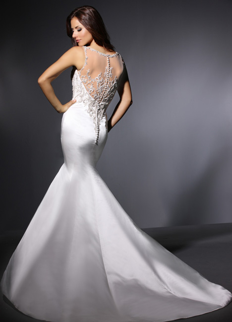 Mae (2) gown from the 2015 Cristiano Lucci collection, as seen on dressfinder.ca