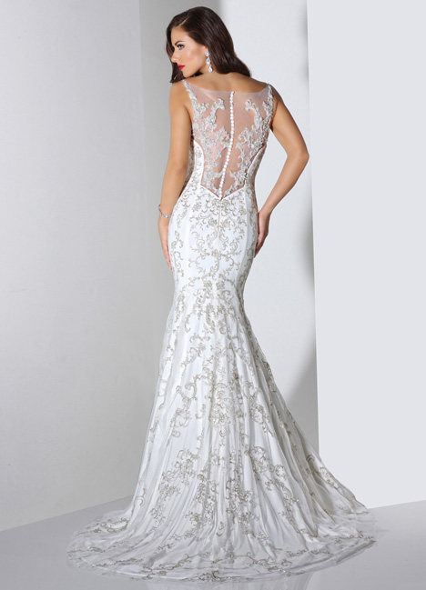 Ginger (2) gown from the 2014 Cristiano Lucci collection, as seen on dressfinder.ca
