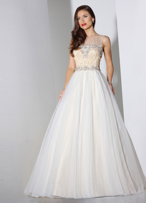 Ingrid gown from the 2014 Cristiano Lucci collection, as seen on dressfinder.ca