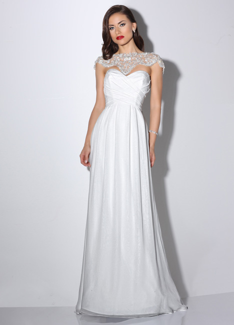 Elizabeth B gown from the 2014 Cristiano Lucci collection, as seen on dressfinder.ca