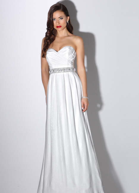 Elizabeth A gown from the 2014 Cristiano Lucci collection, as seen on dressfinder.ca