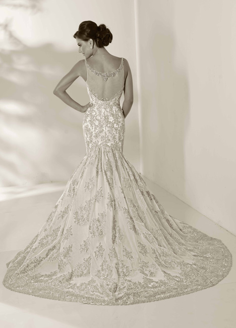 Penelope Wedding dress by Cristiano Lucci
