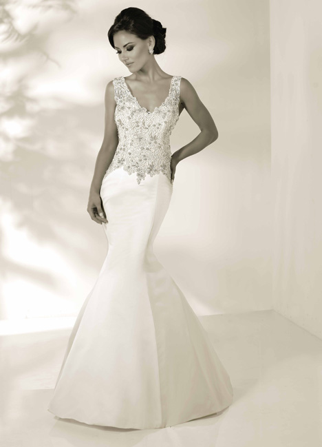 Emma1 gown from the 2014 Cristiano Lucci collection, as seen on dressfinder.ca