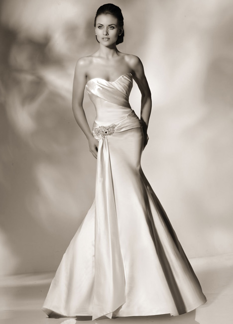 Charlize Wedding                                          dress by Cristiano Lucci